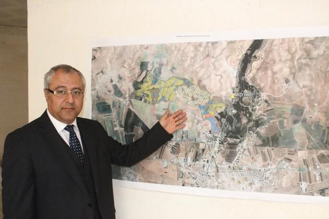 Nusaybin'de 6 mahallede evi ve boş arsası olanlara karşılığında arsa verilecek