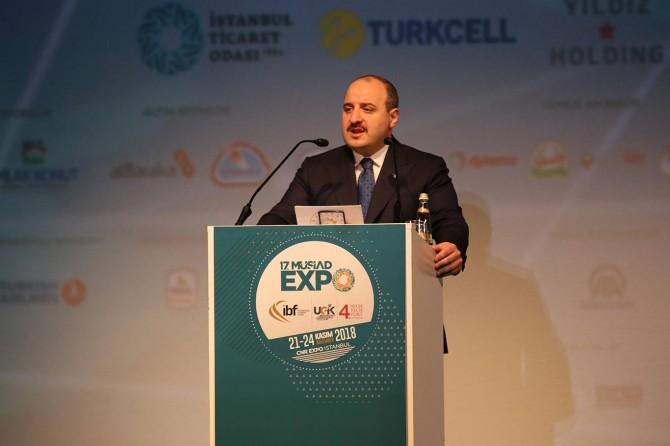 Bakan Varank: Ülkemizde üretim yapın hep birlikte kazanalım