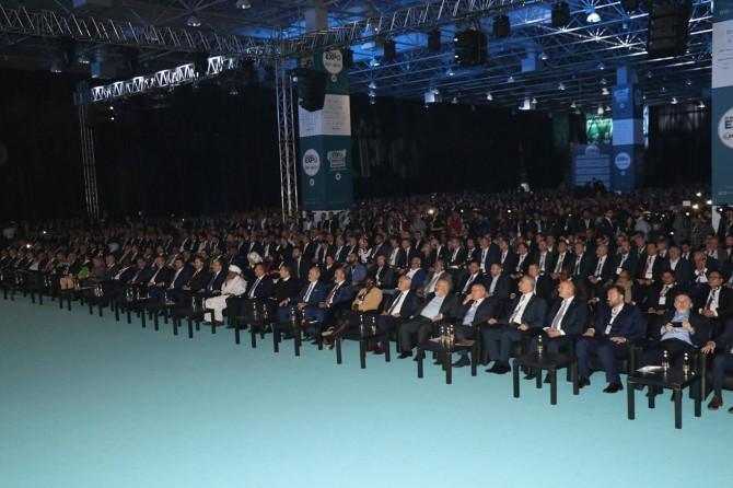 Bu yılki MÜSİAD EXPO'ya katılımın geçen yıllara oranla arttı