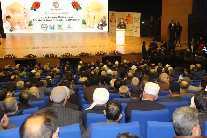 Efendimizi Diyarbakır'da konuşmak daha anlamlı