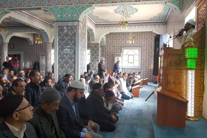 Bingöl Solhan'da Kur'an-ı Kerim ziyafeti