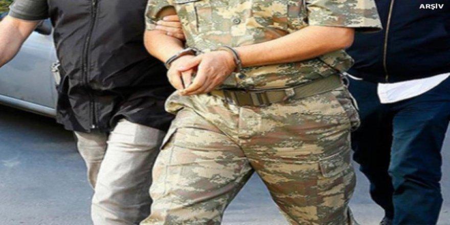 25'i muvazzaf 50 asker gözaltına alındı
