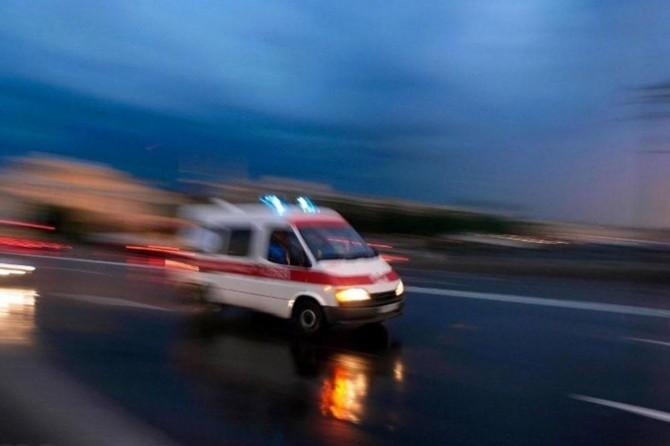 Ağrı Patnos'da yolcu otobüsü şarampole devrildi: 16 yaralı