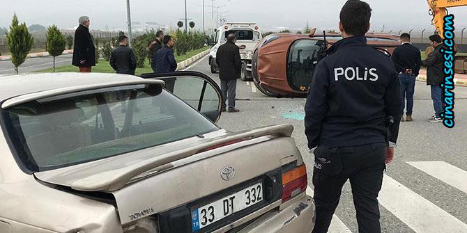 Batman-Kozluk Karayolu'nda trafik kazası: 7 yaralı