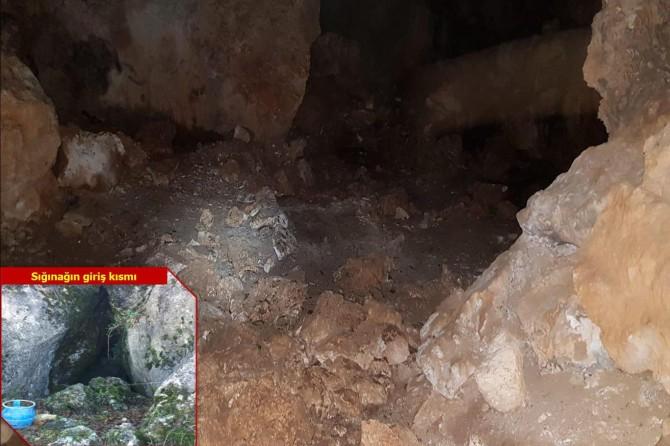 Diyarbakır'da 3 katlı sığınak kullanılamaz hale getirildi