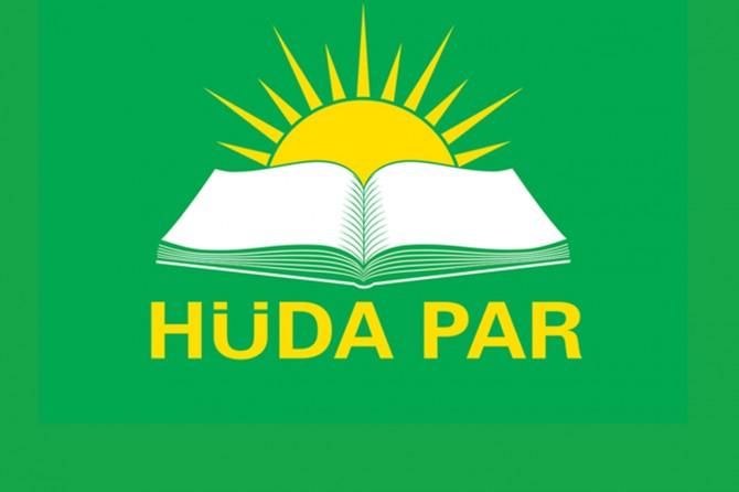 HÜDA PAR'dan haftalık gündem değerlendirmesi
