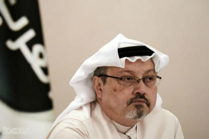 Arrest warrant for 2 Saudi officials over Khashoggi's murder