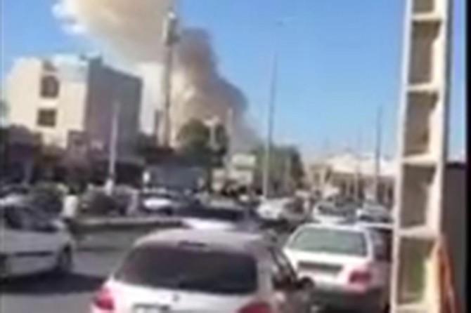İran'da polis merkezine bombalı araçla saldırı: En az 3 ölü