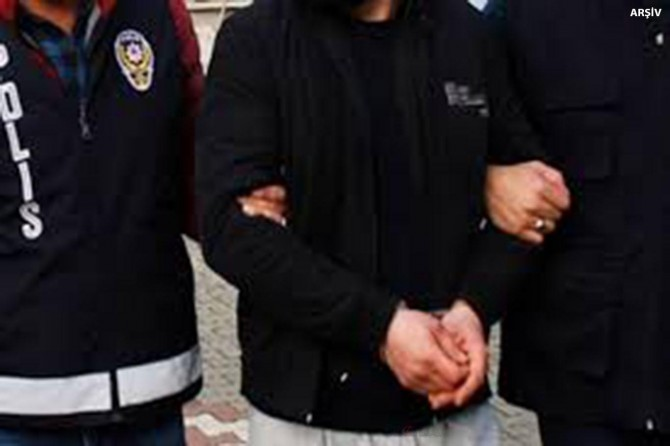 FETÖ'nün il sorumlusu olduğu belirtilen şahıs tutuklandı