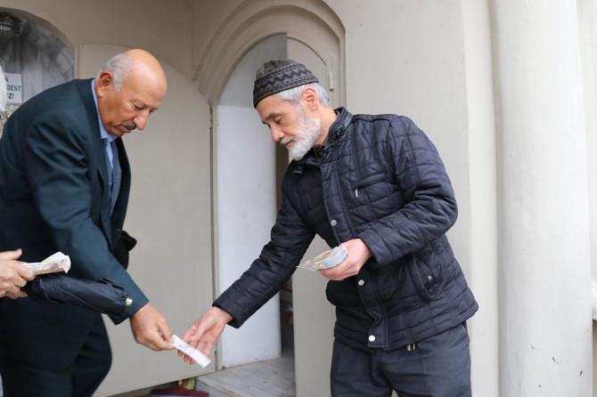 Gaziantep'te Yemen için yardım toplandı
