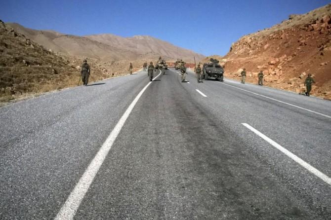 Bitlis kırsalındaki sokağa çıkma yasağı kaldırıldı