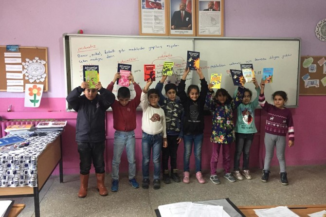 Siirt'e Okuma Seferberliği Projesi