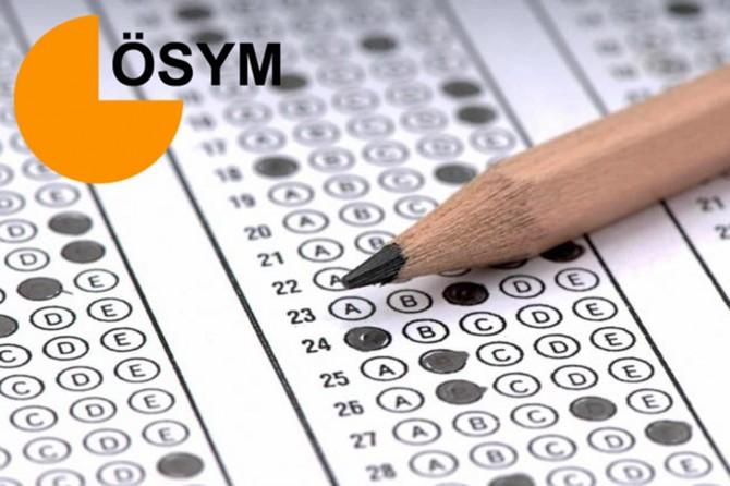 DHBT sınavı bugün yapılacak