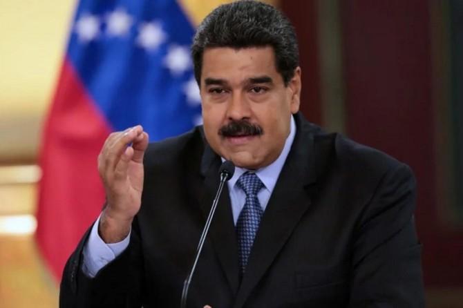 Maduro: Beyaz Saray Venezüella'ya darbe yapmak amacıyla hazırlıklara başladı