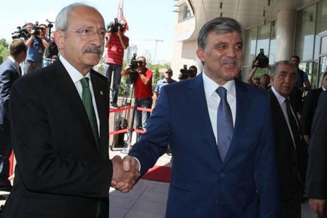 Gül'den Kılıçdaroğlu ve Karamollaoğlu ziyaretlerine ilişkin açıklama