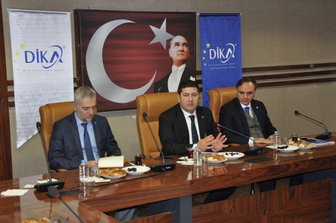 Kalkınma Ajansları Genel Müdürü Yeniçeri Mardin'de