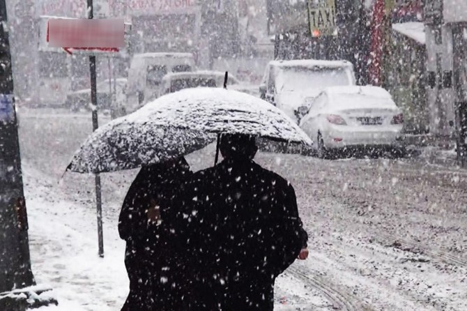 Trakya dışında ülke geneli yağışlı geçecek