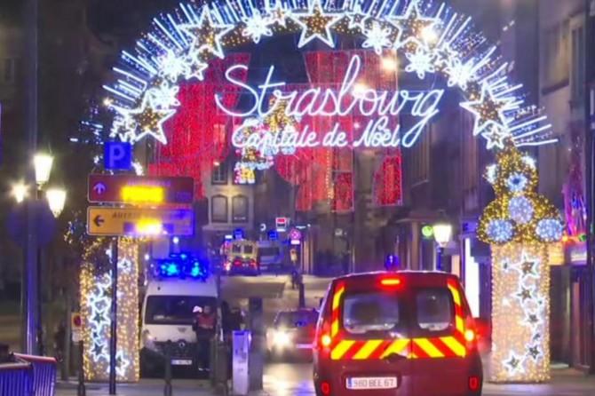 Fransa'da silahlı saldırı: 4 ölü 12 yaralı