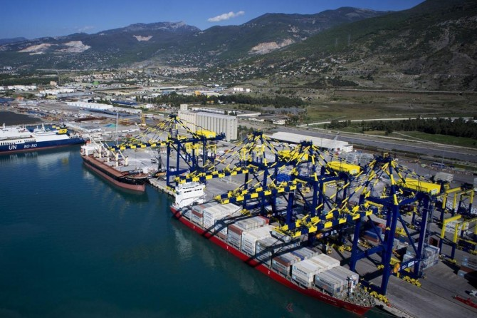 Birim değerde ihracat azaldı ithalat arttı