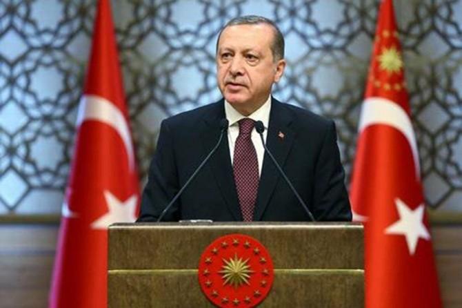 Erdoğan: Fırat'ın doğusunda birkaç gün içinde operasyona başlayacağız