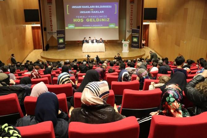HÜDA PAR panelinde hak ihlalleri masaya yatırıldı