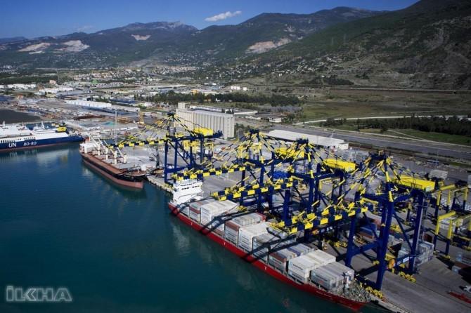 Turkiye's exports unit value decreased while import increased in October