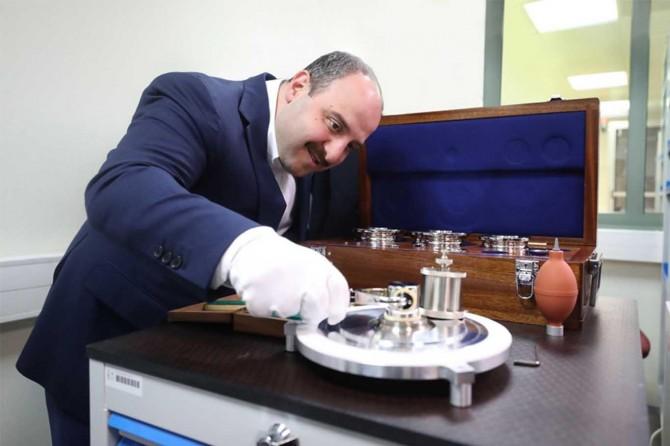 Türkiye 'kilogram'daki değişikliğe hazır