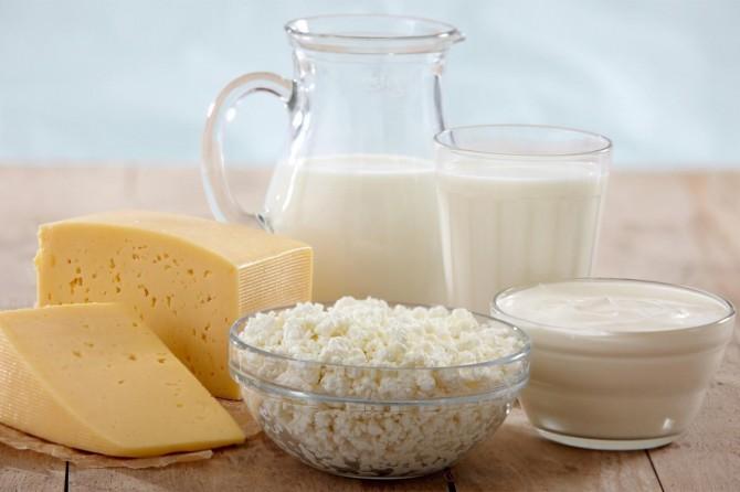 Toplanan inek sütü miktarı ekim ayında arttı