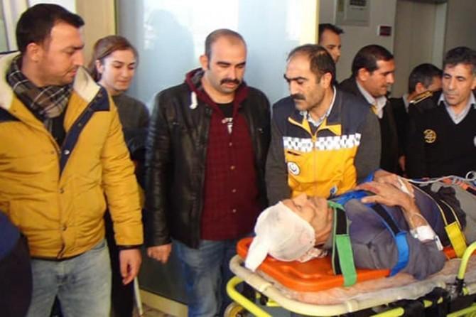 Şanlıurfa Viranşehir'de akrabalar arasında çıkan kavgada 7 kişi yaralandı