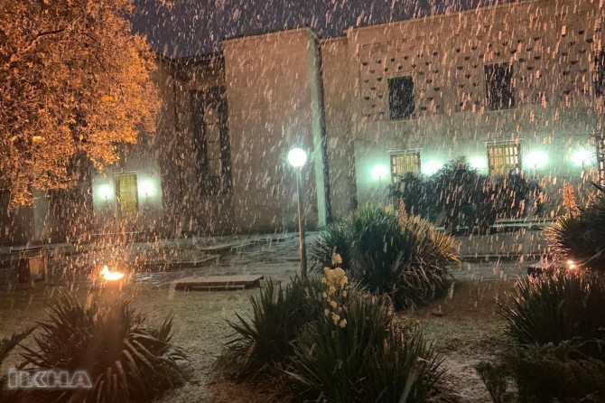One-day break in schools due to heavy snowfall in Ankara