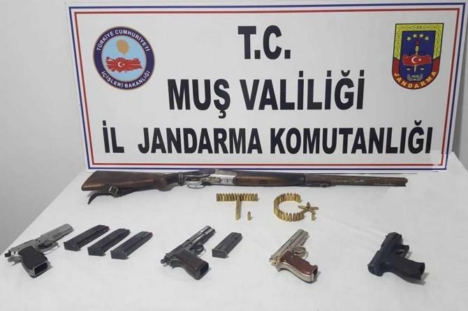Muş'ta PKK operasyonu: 19 gözaltı