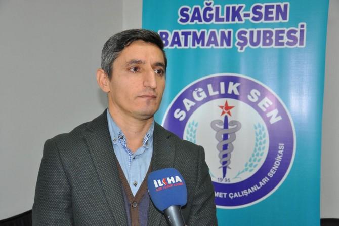 Batman'a Eğitim ve Araştırma Hastanesi kazandırılmalı