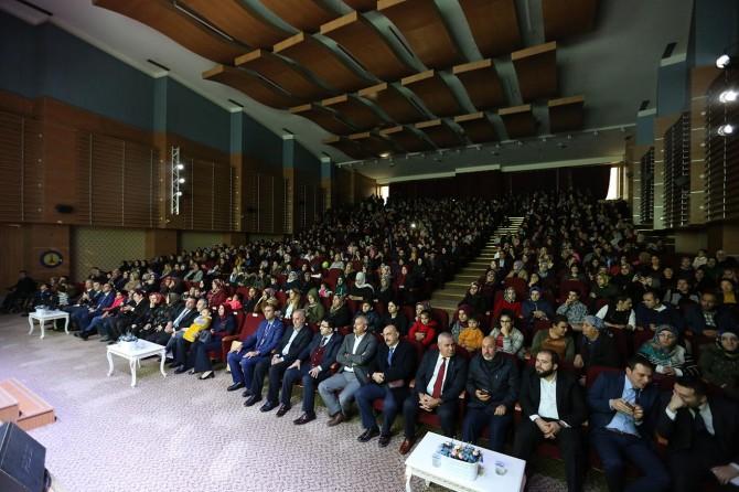 Mevlana Celaleddin-i Rumi Gaziantep'te anıldı
