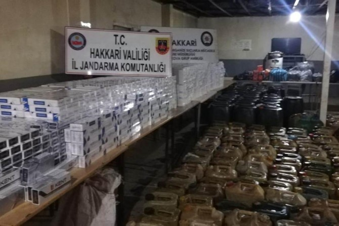 PKK'nin finans kaynağına operasyon