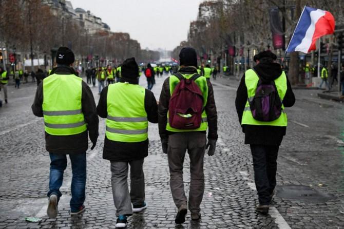 Fransa'da ekonomik büyüme yavaşladı