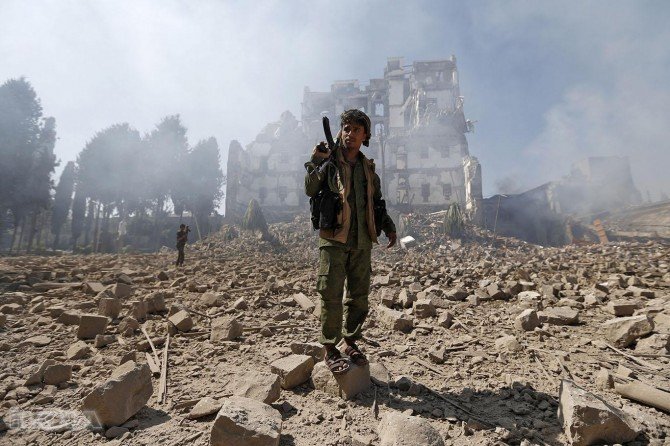 Clashes stopped in Yemen