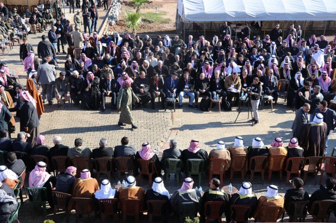 Aşiretlerin Azez'deki toplantısı başladı