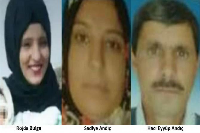 Man killed wife, parents-in-law in Mardin
