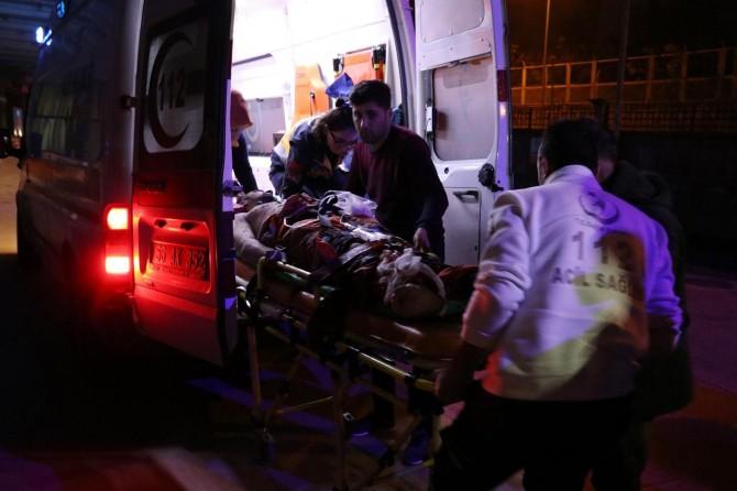 Siirt'in Şirvan ilçesinde maden ocağında kaza: 1 işçi yaralı