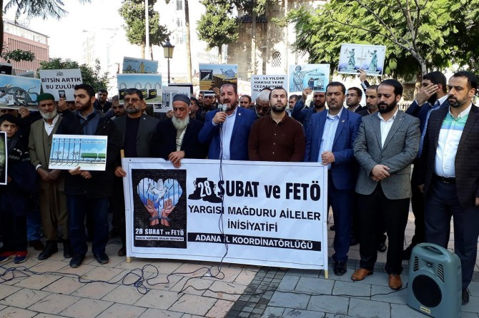 We will continue to shout the truth until Yusufis screams are heard