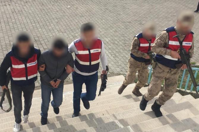 Diyarbakır Silvan'da 1 PKK'li tutuklandı