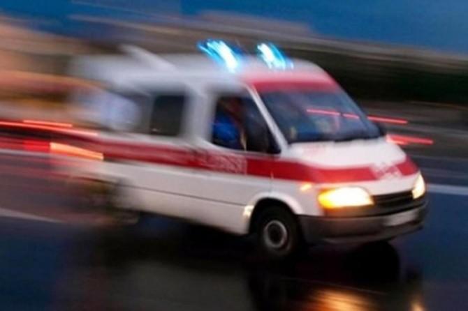 Niğde'nin Gölcük beldesinde işçileri taşıyan minibüs kaza yaptı: 2 ölü, 16 yaralı