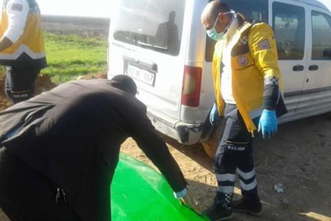 Şanlıurfa Akçakale'de sulama kanalında kadın cesedi bulundu
