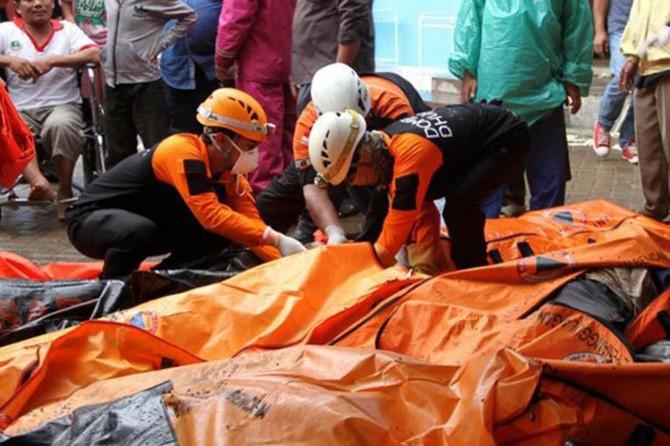 Death toll increase in the Indonesian tsunami