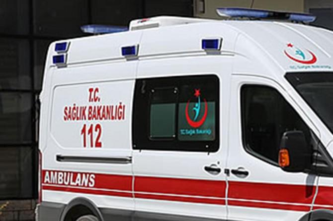 Iğdır Aralık'ta askeri araç devrildi: 1 asker hayatını kaybetti 5 yaralı