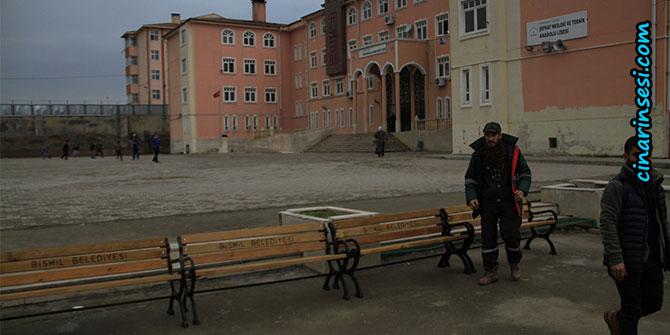Bismil Belediyesinden okullara bank desteği