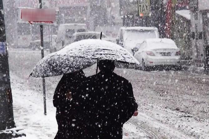 Türkiye genelinde havanın bugün yağışlı olması bekleniyor
