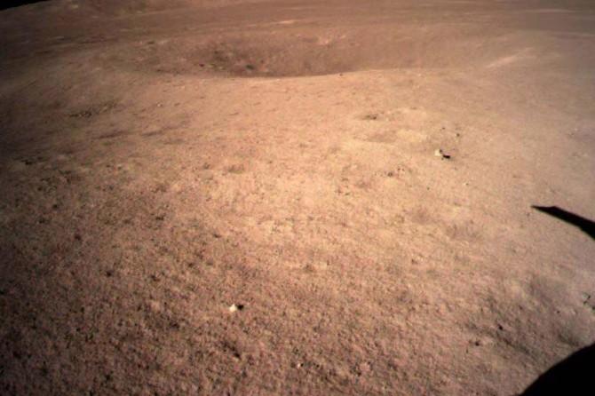 İlk kez bir uzay aracı Ay'ın karanlık yüzüne indi