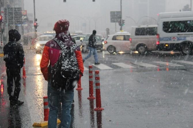 Yurt genelinde yağış bekleniyor