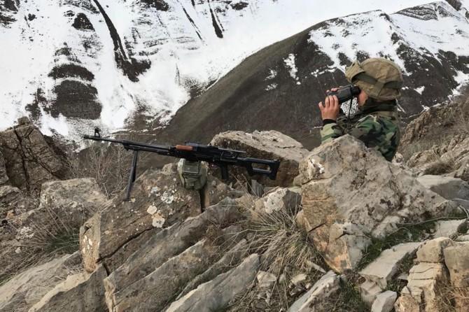 Iğdır Aralık'ta 1 asker hayatını kaybetti